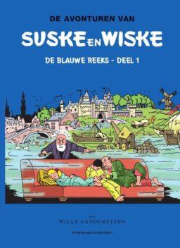 9789002270246, Suske en Wiske - De blauwe reeks 1