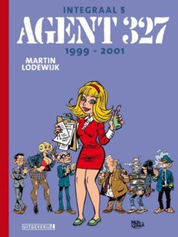 9789088866333, Agent 327 integraal 5