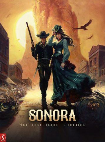 9789463066280, Sonora 2 HC, Lola Montez