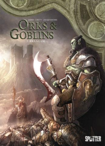 9789463941518, Orks en Goblins 7 HC, Graagam