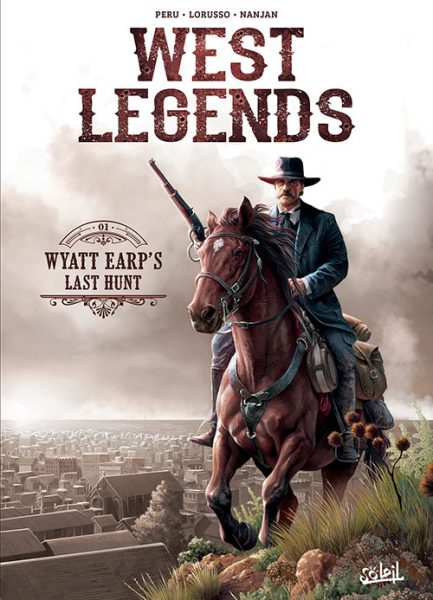 9789463941709, West Legends 1, Wyatt Earp's last hunt