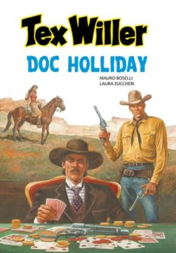 9789491593659, Tex Willer 13, Doc Holliday