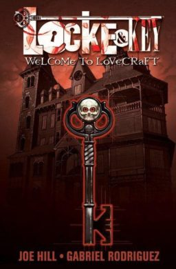 9781600103841, Locke and Key 1 TP, Welcome to lovecraft