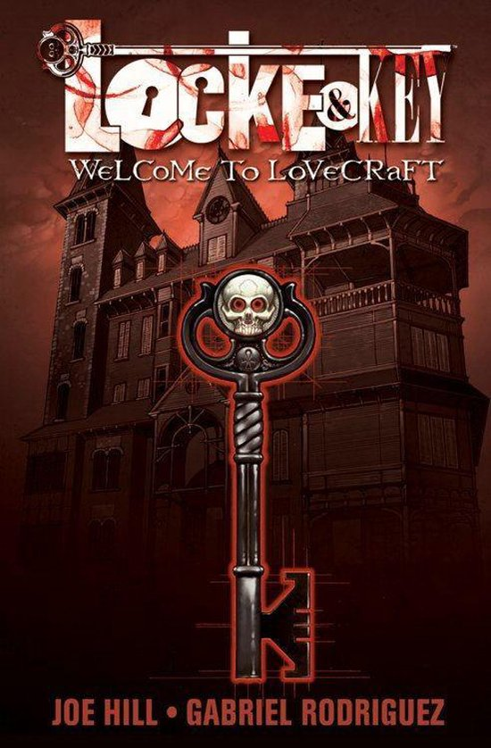 9781600103841, Locke & Key 1 TP, Welcome to lovecraft