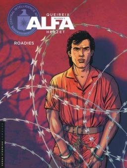 Alfa 15 - Roadies, 9789064216541
