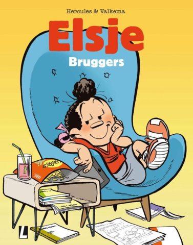Elsje 10 HC - Bruggers, 9789088866098, 9789088866081, Elsje 10 - Bruggers