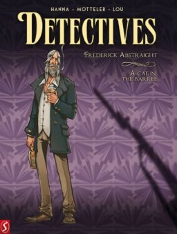 9789463066235, 9789463066242, Detectives 5 HC - Frederick Abstraight: A Cat in the Barrel, Detectives 5 SC - Frederick Abstraight