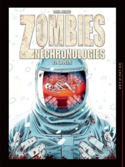 9789463941617, Zombies Nechronologies 3, de pest
