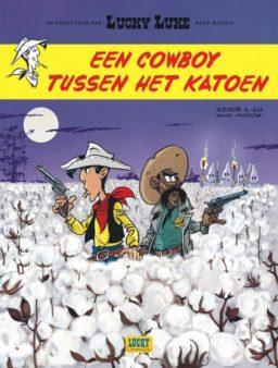 9782884719490, lucky luke nieuwe avonturen 9, cowboy tussen het katoen