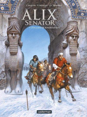 9789030376880, alex senator 11, de slaaf van khorsabad