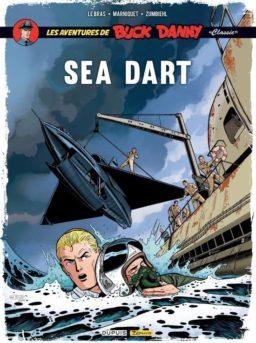 9789031438648, Buck Danny Classic 7, Sea Dart