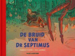 bruid van dr septimus, blake en mortimer buiten reeks, verloofde van dokter septimus, 9789067370974