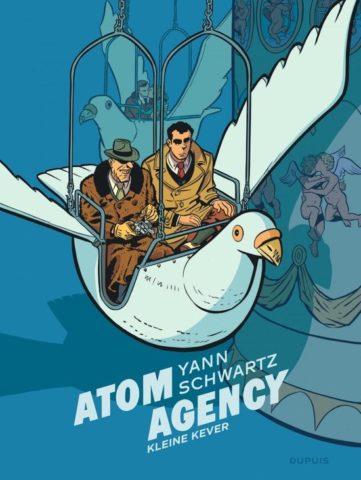9789031438891, Atom Agency 2 - Kleine Kever