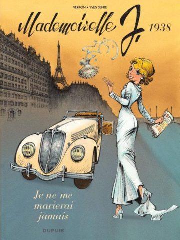 9789031439041,Mademoiselle J 2, ik zal nooit trouwen