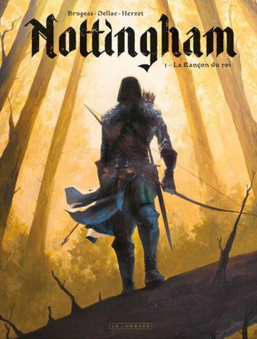 Nottingham 1 HC - Het losgeld voor de koning, 9789064218422, 9789064218170, Nottingham 1 - Het losgeld voor de koning