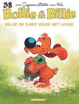 9789085586166, Bollie en Billie 38 - Billie en Karo voor het leven