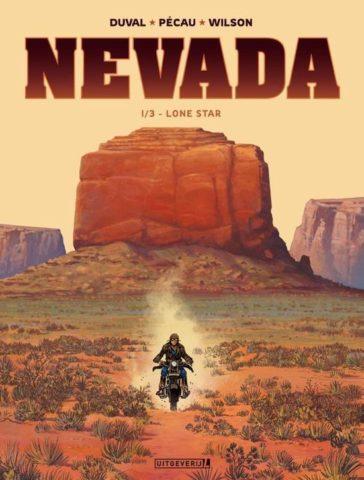 Nevada 1, Lone star, 9789088865558