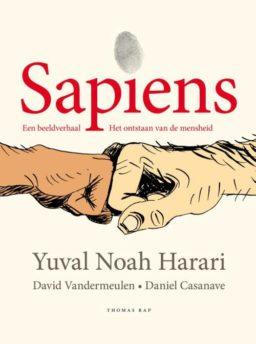 9789400406391, Sapiens: een beeldverhaal, het ontstaan van de mensheid