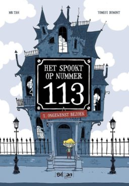 9789403217321, het spookt op nummer 113 1, ongewenst bezoek