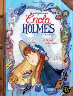 Enola holmes 2, 9789463941679, de zaak lady allistair