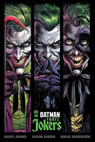 9781779500236, Batman - Three Jokers HC