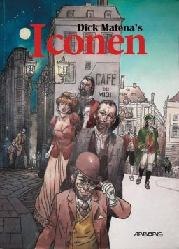 9789034308542, Iconen, Dick Matena