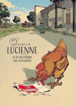 9789085526537, Lucienne of de miljonairs van La Rondière