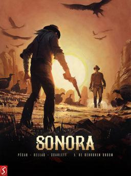 9789463066709, Sonora 3, gebroken droom