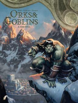 9789463941853, Orks en Goblins 8, Snuffel