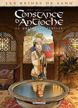 9789463942072, Bloedkoninginnen - Constance van Atiochië 1