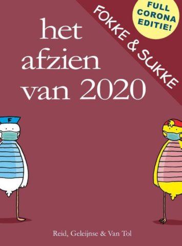9789492409690, Fokke en Sukke - het afzien van 2020