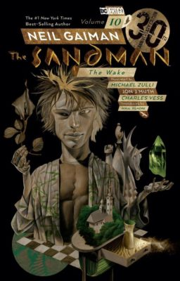 9781401292034, The Wake, Sandman 10