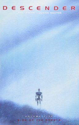 9781534303454, Descender 5 tp, Rise of the robots