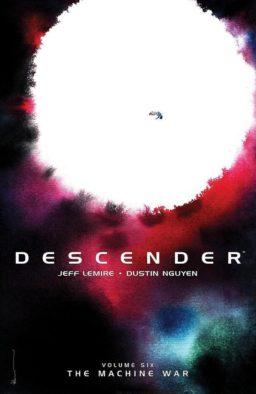 9781534306905, Descender 6 TP, The Machine War