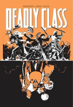 9781534306967, Deadly Class 7, Love like Blood