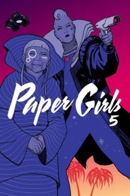 9781534308671, Paper girls 5 tp