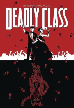 9781534310636, Deadly Class 8, Never go back