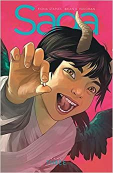 9781534312210, Saga: Book Threeo Deluxe HC