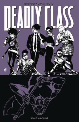 9781534315686, Bone Machine, Deadly Class 9