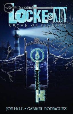 9781600109539, Locke & Key 3, Crown of shadows