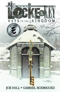 9781613772072, Locke & Key 4, Keys to the Kingdom