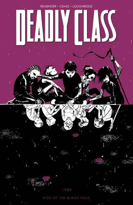 9781632152220, Deadly Class 2, Kids of the Black Hole