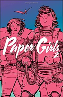 9781632158956, paper girls 2 tp