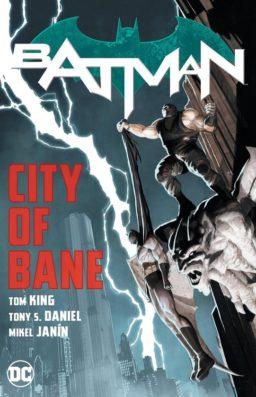 9781779505958, Batman: City of Bane