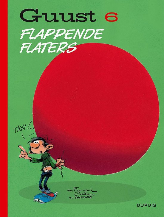 9789031438747, flappende flaters, guust flater new look 6