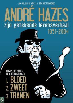 9789463065696, André Hazes: zijn getekende levensverhaal 1951-2004