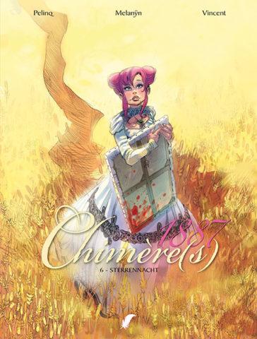 9789463941761, Chimère(s) 1887 6, sterrennacht