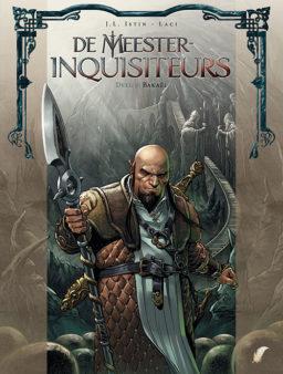 Bakaël, 9789463942140, meester-inquisiteurs 9 HC,