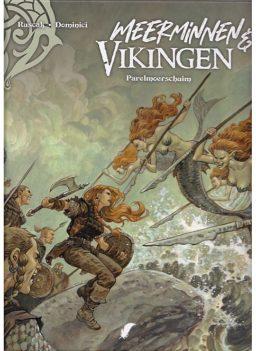 9789463942263, meerminnen & vikingen 2 HC, parelmoerschuim