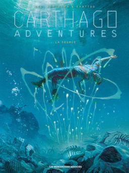 9789463942294, Carthago Adventures 6, de bron